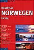 Reiseatlas : Norwegen 1:300.000 (+Europa) - -