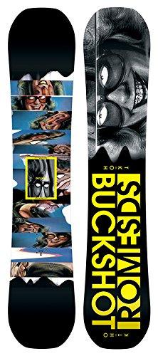 ROME Herren Freestyle Snowboard Buckshot 151