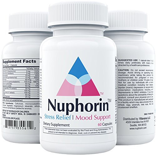 Nuphorin Fast-Acting Supplement
