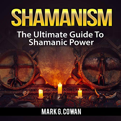 Shamanism  By  cover art