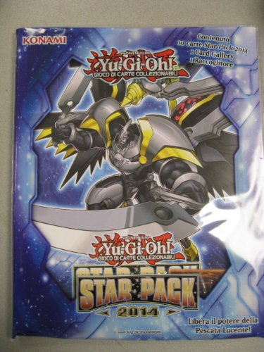 CARTE YU-GI-OH! STAR PACK 2014 BEGINNER'S KIT
