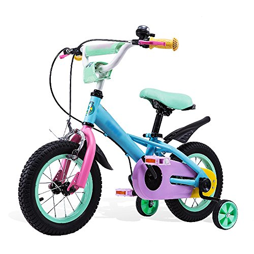 Lowest Prices! WMMING Children's Bicycles, 12 Inches, 14 Inches, 16 Inches, 18 Inches Security Fashi...