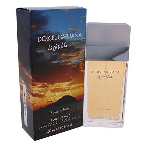 Dolce&Gabbana Light Blue Sunset in Salina eau de toilette 50 ml spray