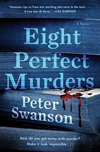 Image of Eight Perfect Murders: A Novel (Malcolm Kershaw)