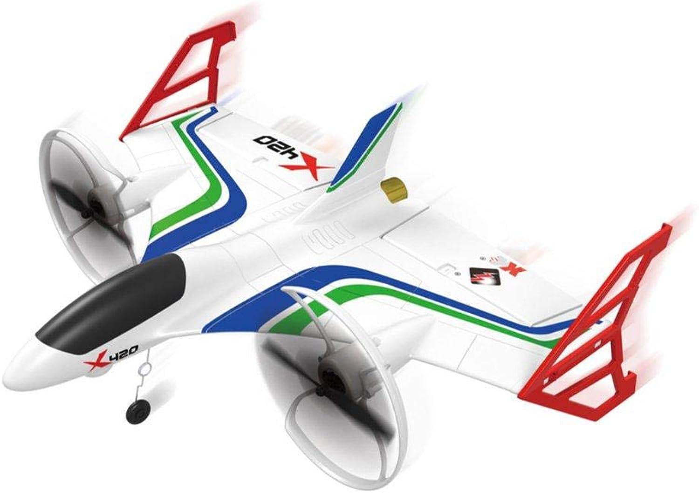 LanLan XK X420 2.4G 6CH 420mm 3D6G VTOL Grünikaler Start und Landung EPP 3D Kunstflug FPV RC Flugzeug RTF B07PPGKFYG Neuer Eintrag  | Spielzeug mit kindlichen Herzen herstellen