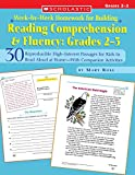 Week-By-Week Homework for Building Reading Comprehension & Fluency: Grades 2-3: 30 Reproducible High-Interest Passages for Kids to Read Aloud at ... for Building Reading Comprehension and) - Mary Rose