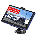 GPS Navigation for Car Truck Vehicles Drivers Xgody 7 Inch HD Touch Screen 8GB Android GPS Navigator for Truck Drivers with Free Lifetime Map Updates Voice Broadcast
