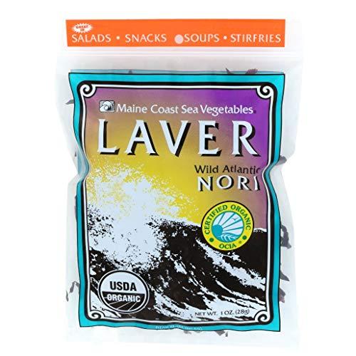 Dulse Flakes 4 oz Bag - Wild Atlantic - Organic