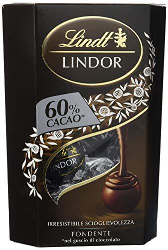 Lindor - Cioccolatini Extra Fondenti - 2 confezioni da 200 g [400 g]