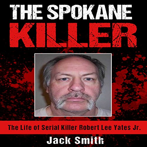 The Spokane Killer  By  cover art