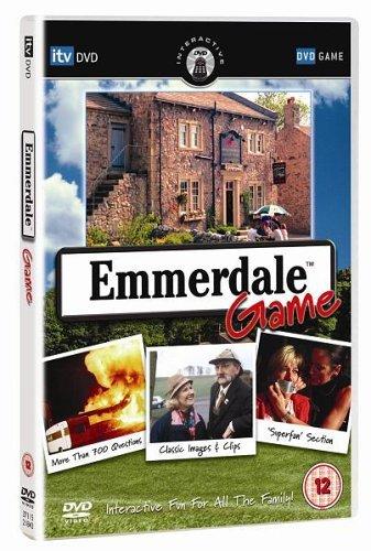 Game [Interactive DVD]