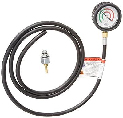 OEM TOOLS 27263 Exhaust Back Pressure Tester/Gauge, 1 Pack by OEMTOOLS