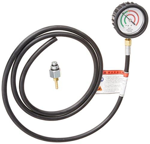 OEM TOOLS 27263 Exhaust Back Pressure Tester/Gauge, 1 Pack