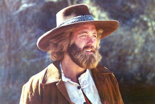 The Life and Times Of Grizzly Adams Dan Haggerty Poster