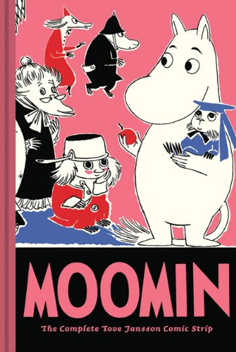 Moomin Book Five: The Complete Tove Jansson Comic Strip: 5
