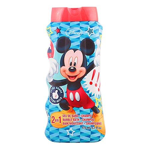 Mickey Mouse Cartoon – Mickey 2en1 Gel & champ㺠475 ml