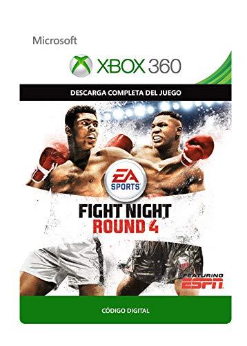 Fight Night Round 4  | Xbox 360 - Código de descarga