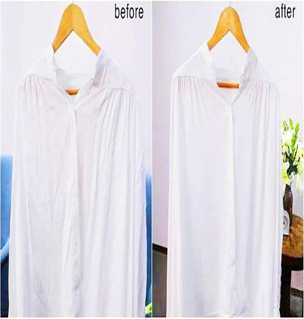 Funda de algodón para Tabla de Planchar 145 x 55 cm, 2pcs, con 4 Tensores, con Acolchado Especial para un Planchado cómodo. La Mejor opción para Planchar Ropa Apto para Planchar. XL: