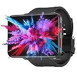 4G Smart Watch Orologio Sportivo GPS con Fotocamera da 5MP HD +2700mah Batteria Grande + 2.8'Display LCD Smartwatch WiFi Pedometro della Frequenza Orologio Telefonocon SIM Slot (Nero, 1+16GB)