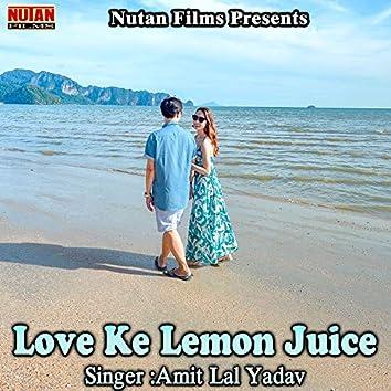 Love Ke Lemon Juice