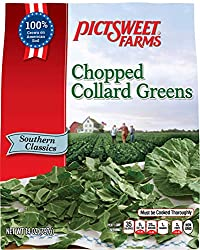 Pictsweet, Premium Chopped Collard Greens, 16 oz (Frozen)
