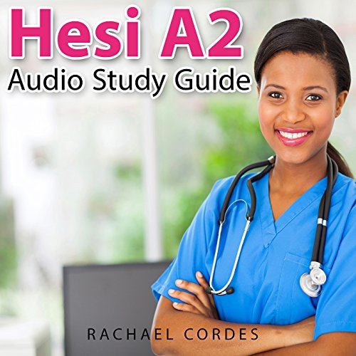 HESI A2 Audio Study Guide audiobook cover art