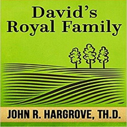 David's Royal Family audiobook cover art