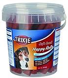 Golosinas para perros Bote de 500 grs Soft Snack Happy Rolls salmon TRIXIE