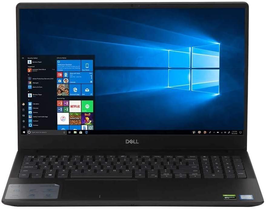 Dell Inspiron 7590 (i7590-5841BLK) Gaming Laptop, 15.6