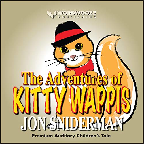 The Adventures of Kitty Wappis audiobook cover art