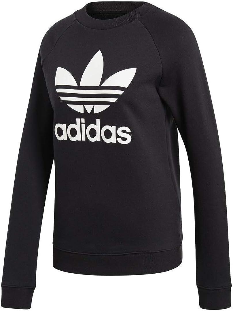 adidas Originals Women's Trefoil Sweatshirt Crewneck Some reservation 5 popular