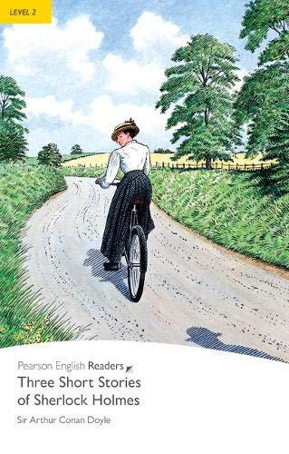 Penguin Readers 2: 3 Short Stories of Sherlock Holmes Book & MP3 Pack [Lingua inglese]
