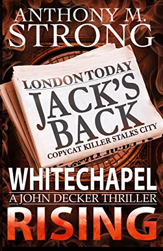 Whitechapel Rising by Anthony M. Strong ebook deal