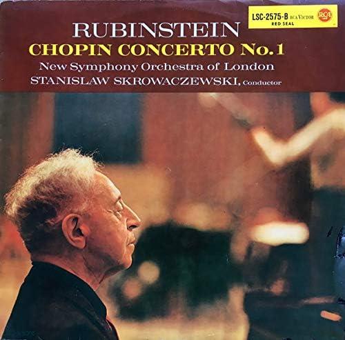 San Diego Mall Chopin: Concerto No. 1 Arthur Piano; New product! New type Stanislaw Skr Rubinstien