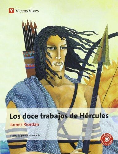 Los Doce Trabajos De Hercules N/c (Clásicos Adaptados) - 9788431698553