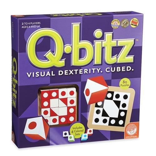 Q-bitz Visual Dexterity Game