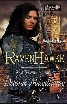RavenHawke (Dragons of Challon Book 2) by [Deborah Macgillivray]