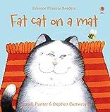 FAT CAT ON A MAT (Phonics Readers)