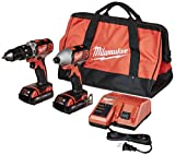 Milwaukee 2697-22CT M18 18-Volt Lithium-Ion...