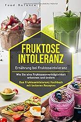 Fruktoseintoleranz: Ernährung bei Fruktoseintoleranz