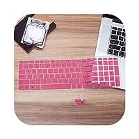 15.6インチシリコンラップトップキーボードカバープロテクターFor HP 15 15G ad007tx ad107tx ad108tx 15QAJ006TXパビリオン15-ab093TXゲーム用-Color 2-