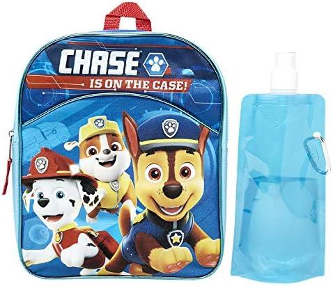 Paw Patrol Backpack Combo Set Paw Patrol 3 Piece Backpack Set Chase Marshall Zuma Skye Rubble product image