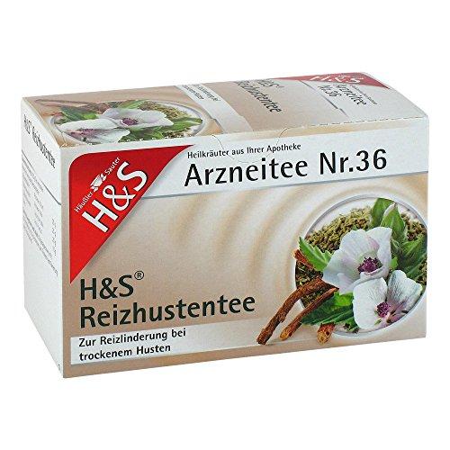 H&S Reizhustentee, 20X2.5 g