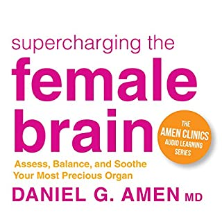 Supercharging the Female Brain audiobook cover art