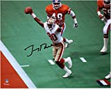 Jerry Rice San Francisco 49ers Autographed 8
