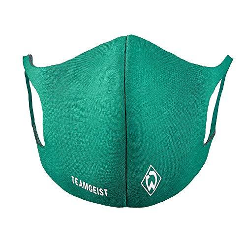 Werder Bremen SV Maske, Gesichtsmaske, Mund-Nasen-Schutz TEAMGEIST, 21-29026