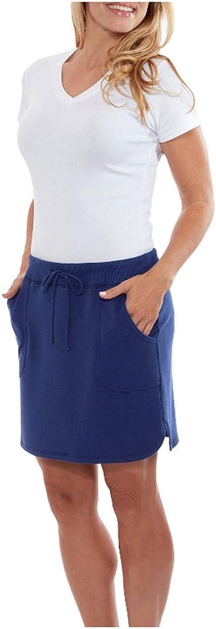 Balance Collection half Women's Weekend Skirt Blue High order XL Bell