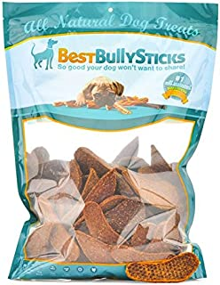 Best Bully Sticks Gourmet Duck and Chicken Breast Dog Treats (3lb. Value Pack) All Natural Dog Treats