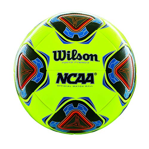 Wilson NCAA Forte Fybrid II Soccer Cup Game Ball - Optic...