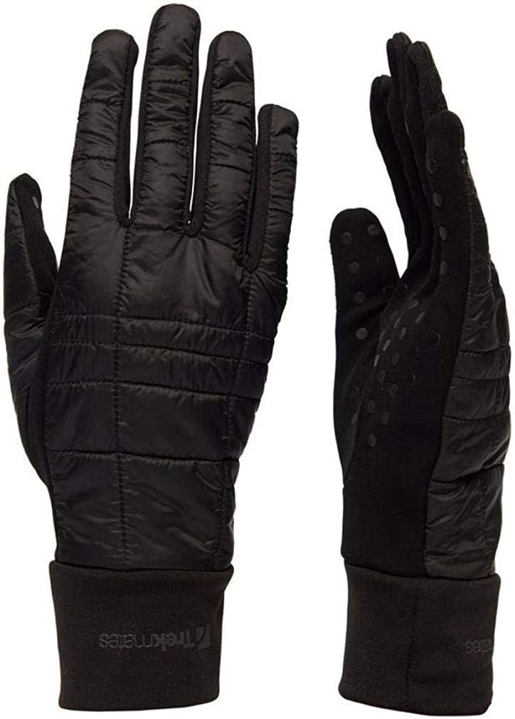 We OFFer at cheap prices TREKMATES Fresno Mall Unisex-Adult Stretch Grip Hybrid Glove